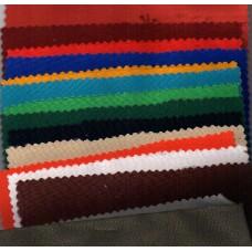 Plachta z barevné bavlněné stanovky 320g/m2